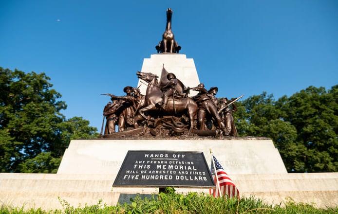 Gettysburg National Battlefield, Gettysburg Museum and Visitor Center