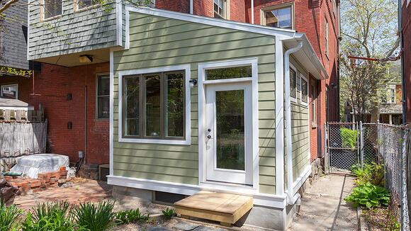 Rear Laundry Room Addition Extension in Philadelphia (1)