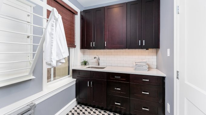 Creative Laundry Rooms On-Trend for 2020