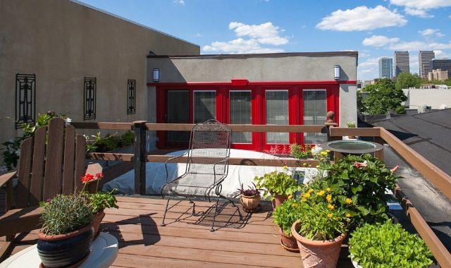 Roof Deck Saga